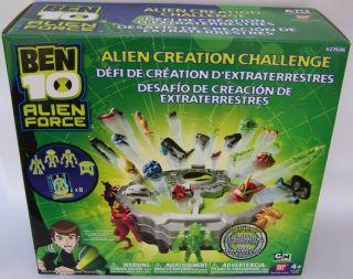 New Ben 10 Alien Force Alien Creation Challenge Game Create Build