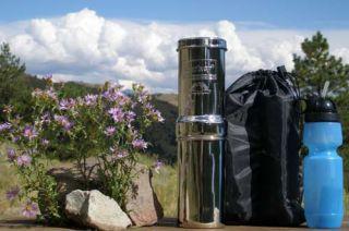 Berkey Water Filter Go Berkey Kit Sport Bottle Survival Pack Go Bag