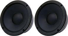 Pair Beyma 6MI100 6 5 1000W High Quality Mid Bass Speakers