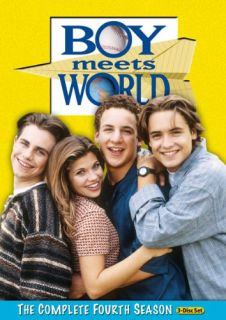 Boy Meets World The Complete Fourth Season 031398130086