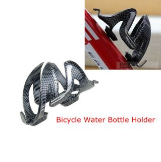 Fiber Cycling Bike Bicycle Water Bottle Holder Cages Rack