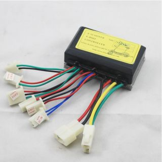 Motor Brush Controller for EV Electric Bicycle Scooter E Bike