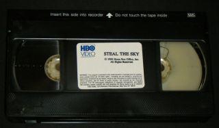 SKY VHS, HBO 1988   Mariel Hemingway, Ben Cross, & Sasson Gabai ~ OOP