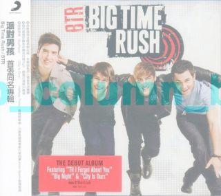Big Time Rush BTR CD w OBI Cymphonique Jordin Sparks