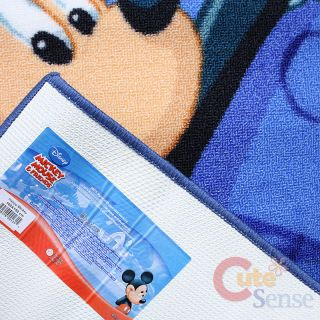 Disney Mickey Mouse Carpet Accent Mat Rug 60x40
