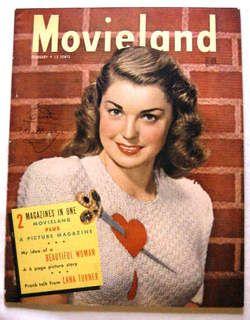 1947 Movieland Magazine Esther Williams