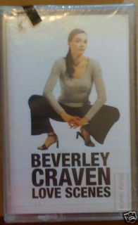 Beverley Craven Love Scenes Cassette Turkey New