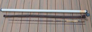 Vinage Berkley Fly Fishing Rod Para Meric Model P40 8 Fiberglass