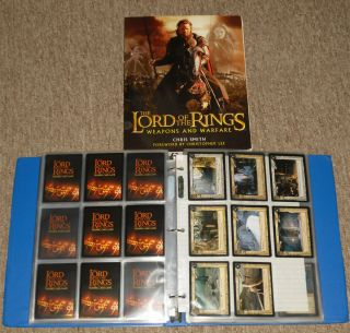 LOTR Lord Rings Moria Elflord Tower Fellowship Weapons Warfare Book