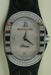 New Bertolucci Serena Ladies Diamond Watch