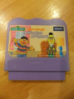 SESAME STREET BERT ERNIE GAME IN GOOD USED CONDITION