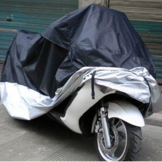 black Bike Bicycle Motorcycle Waterproof Scooter water Dust Rain Cover