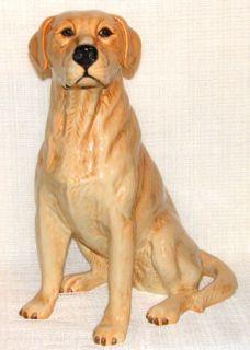 Beswick Fireside Dog Figurine Golden Labrador 2314