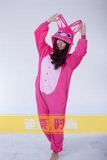 Japan Anime Pokemon Dinosaur Cosplay Costume KIGURUMI Pajamas