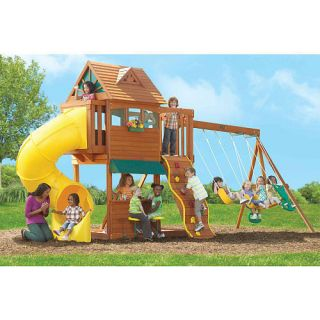 Big Backyard Summerville Wood Gym Jungle Gym Play Set Toys R Us coupon