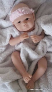 Sinead Donnelly Philsclaybabies Baby Soft Vinyl Reborn Doll Kit Phil