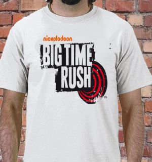 Big Time Rush Band T Shirt Size s M L XL 2XL 3XL 5XL