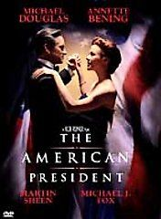 The American President DVD, 1999