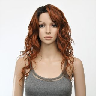 Roots Lace Front Body Wave Beyonce Nicki Rihanna Ombre Red