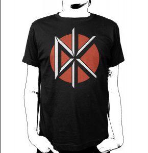 Dead Kennedys DK Old School Jello Biafra Punk Shirt