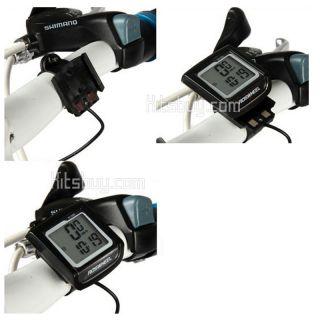 ROSWHEEL Mountain bike Computer Bike Bicycle Odometer Speedometer