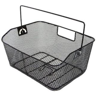 Wave Portable Wide Wire Bicycle Bike Cargo Basket