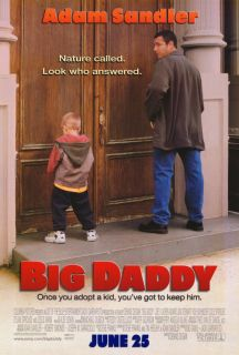 Big Daddy Style A 27 x 40 Inches   69cm x 102cm Poster Print