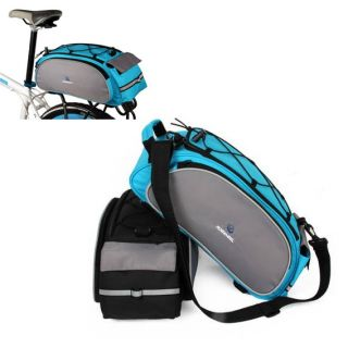 2012 Cycling Bicycle Bag Bike Outdoor Rear Seat Bag Pannier