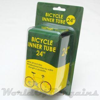 24 inch Tube Bicycle Mountain Bike Tire Inner Interior Tube 24 x 1 75