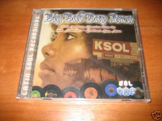 Big Bad Bay Area Vol 1 CD oldies Soul Harmony Classics