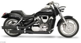 Road Burner Double Eagle Black Hawk w SLT 2 5 Exhaust Suzuki