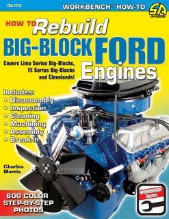 Rebuild Big Block Ford Mustang FE 351 Cleveland 400