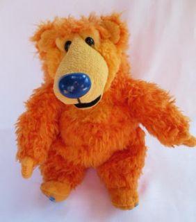 Bear in The Big Blue House Disney Plush Mattel 1998 Jim Henson 14