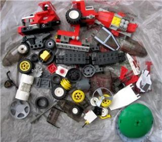 Bulk Lego Lot Large Flat Rate Box Full from Several Sets Box 3 8lb