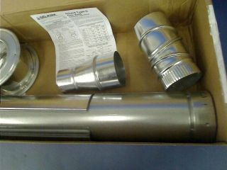 Mr Heater 4 in Horizontal Vent Kit for Big Maxx Heater