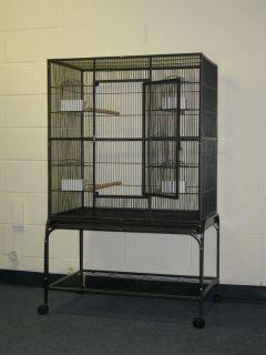 32 x20 x53 Parrot Bird cage Cages Cockatiel Conure Finch Parakeet 3220