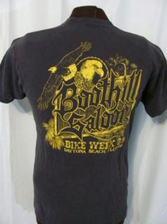 Daytona Bike Week Boothill Saloon 80s Retro Harley T Shirt M