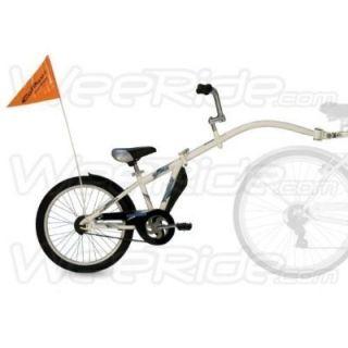 WeeRide Co Pilot Bicycle Bike Child Tandem Trailer Bicycle Trailer