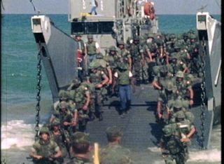 USMC Beirut Lebanon 24th Marine Amphibious Unit 1983