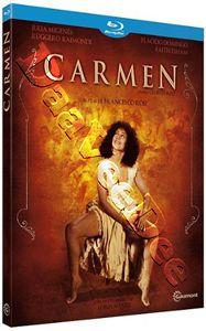 Bizets Carmen New Arthouse Blu Ray DVD Placido Domingo