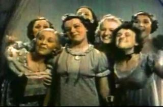 Becky Sharp DVD 1935 Miriam Hopkins Billie Burke Romance