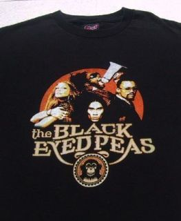 Black Eyed Peas U s Tour Large Concert T Shirt