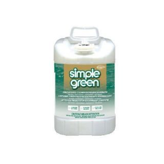 Simple Green Concentrated All Purpose Cleaner Degreaser 5gal SMP13006