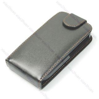 Leather Case Cover Skin Flip Pouch for Nokia E71 E71x