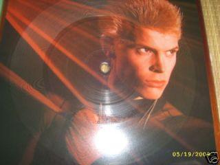 Billy Idol Rebel Yell Picture Disc Single 8 Chrysalis