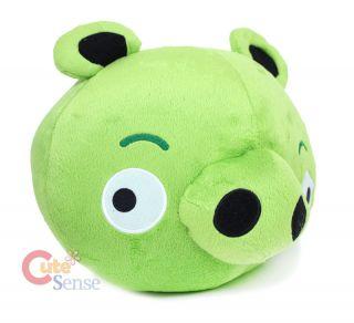 Angry Birds Green Pig Plush Doll 12 Large Rovio Game