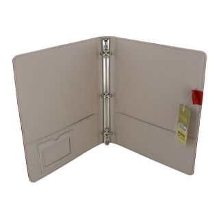 Wilson Jones WorkStyle Round Ring Binder, 1 Capacity, Letter Size