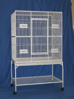 32x20 Parrot Bird Cage Cages Cockatiel Conure Finch Parakeet F3216