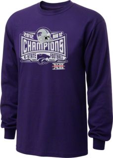 Kansas State Wildcats 2012 Big 12 Conference Football Champions Lobbed