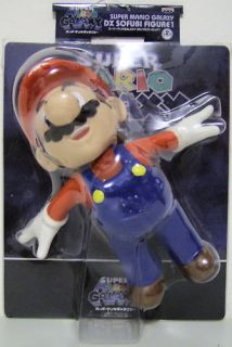 Mario Blue Suit Super Mario Galaxy 9 Figure 2007
